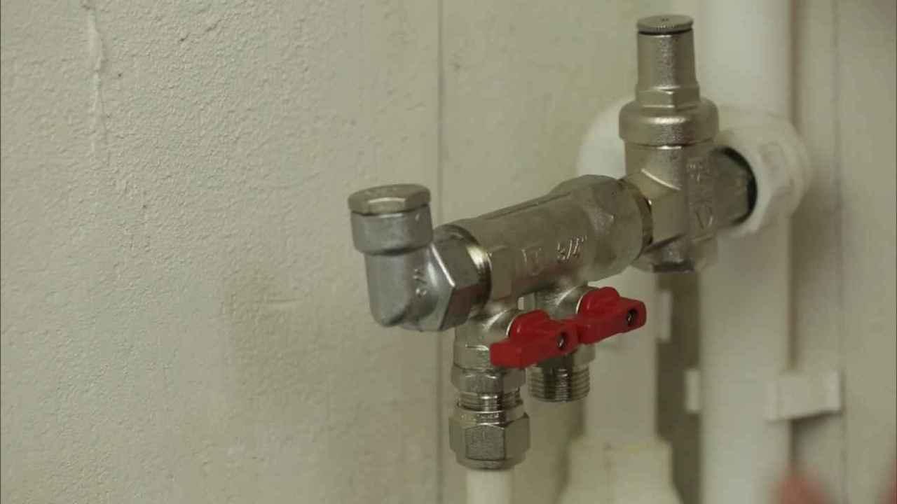 Коллекторная система водопровода