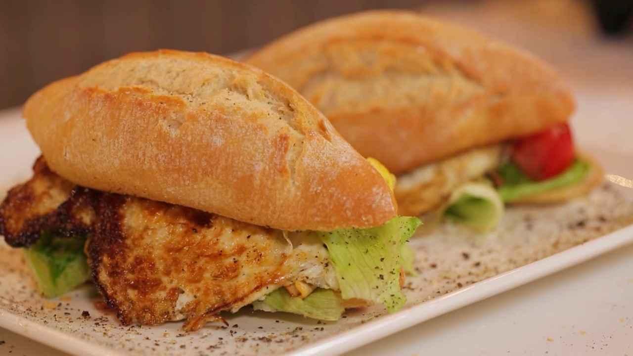 Бразильский бутерброд