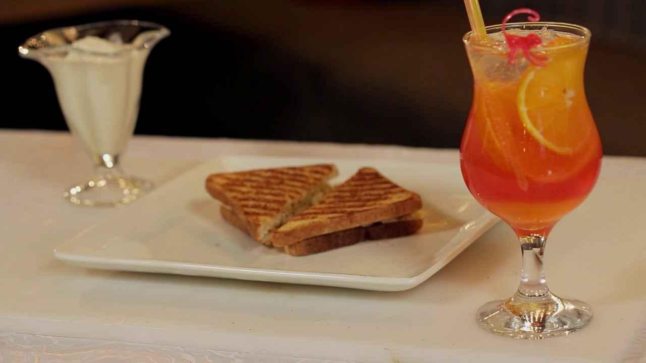 «Обезьяний» сэндвич