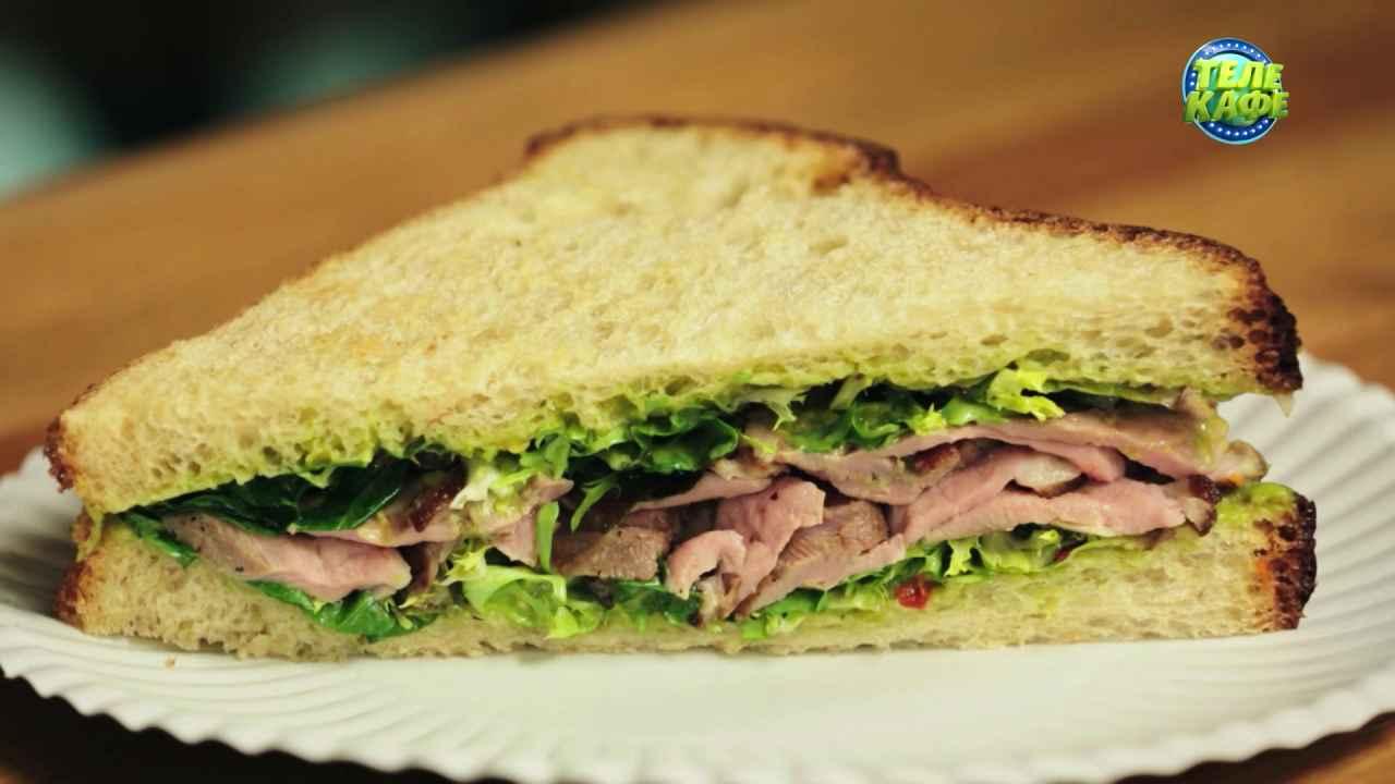 Сэндвич «Утка зашибись»