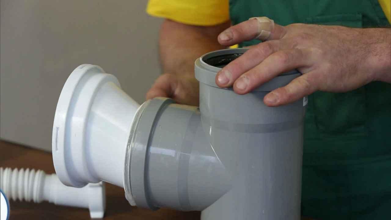 Устранение запахов из канализации