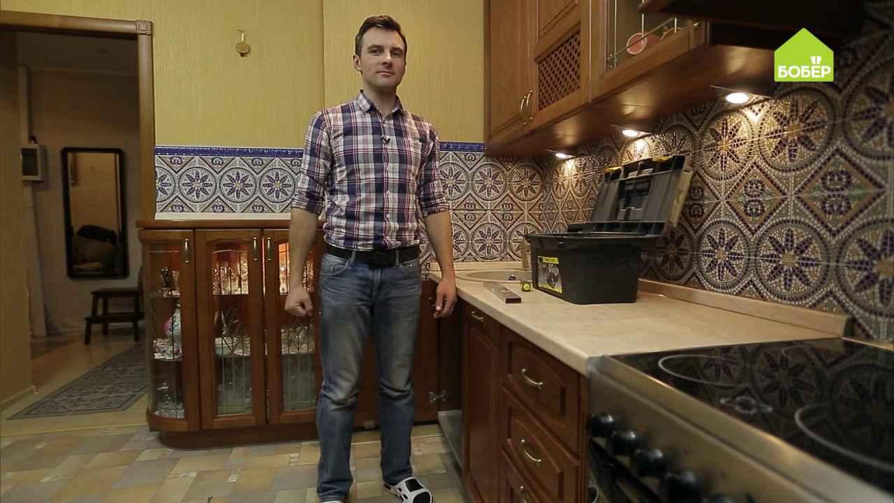 Как правильно установить посудомоечную машину