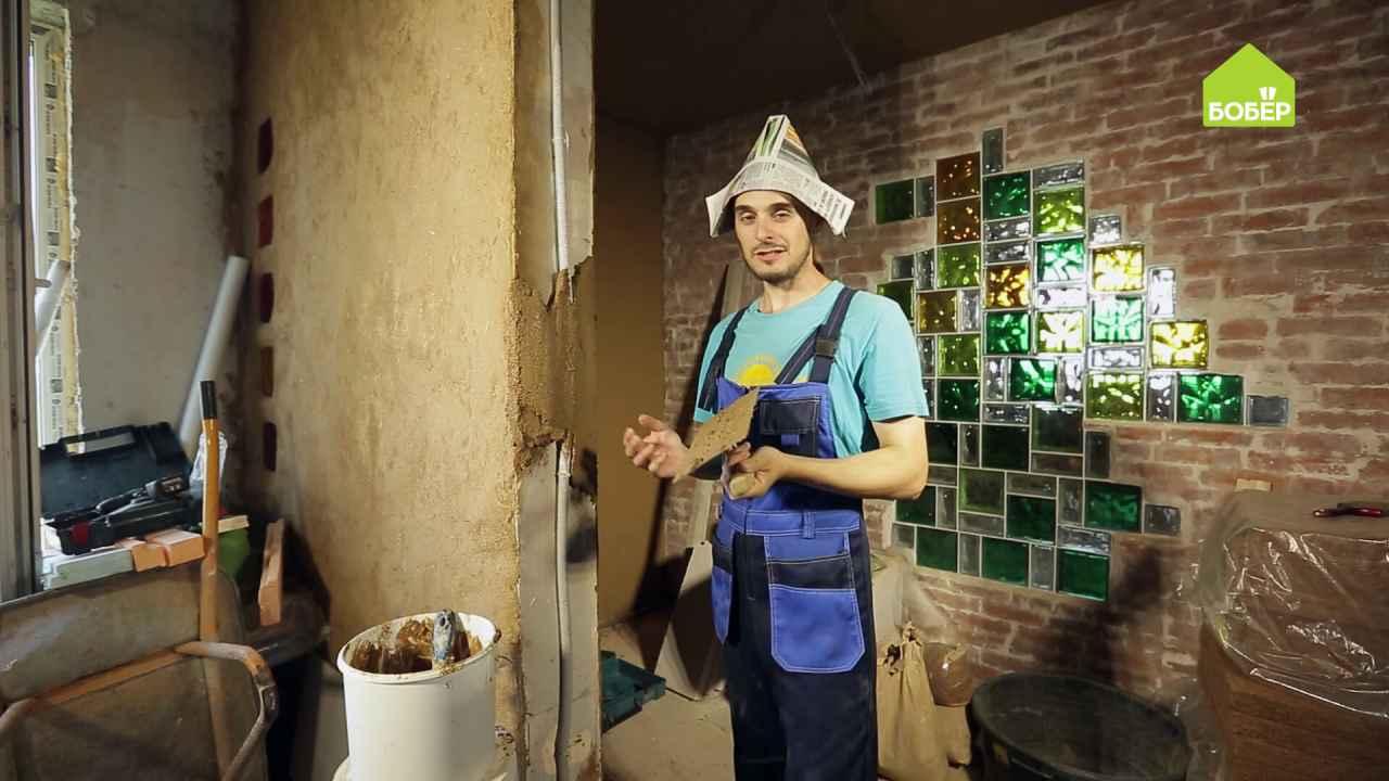 Как скруглить углы и торцы комнаты