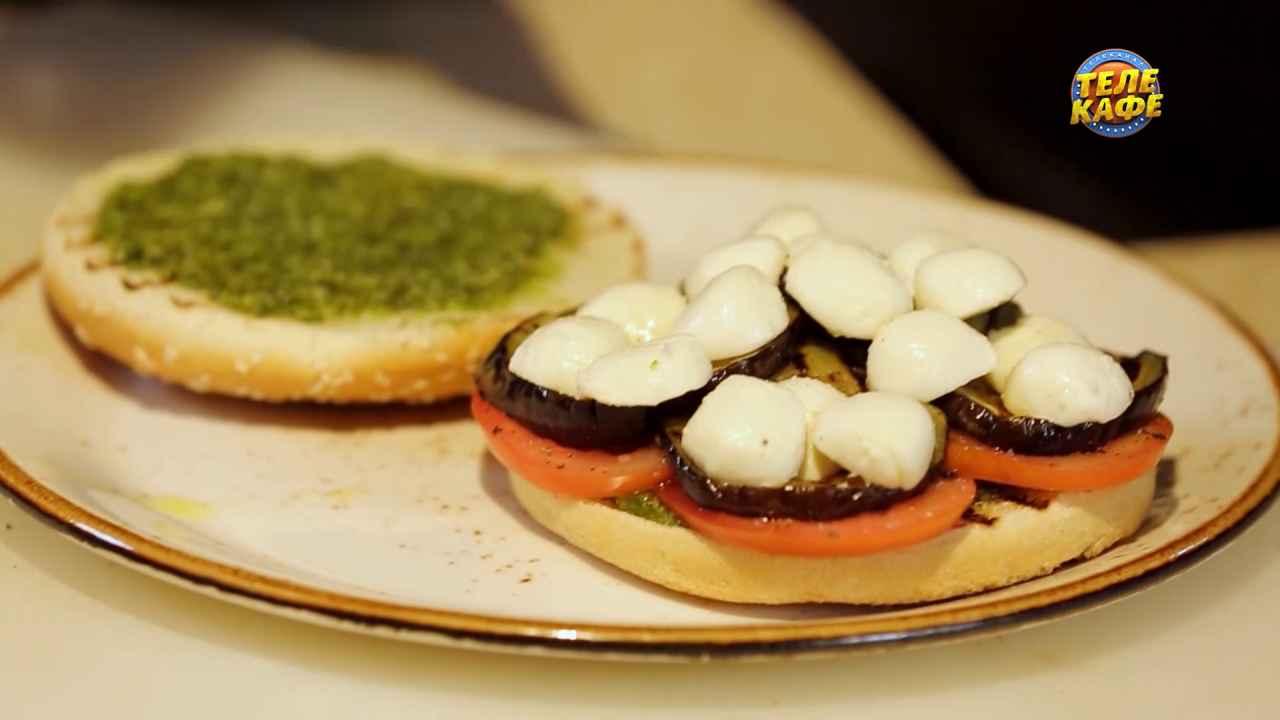 Бургер по-итальянски