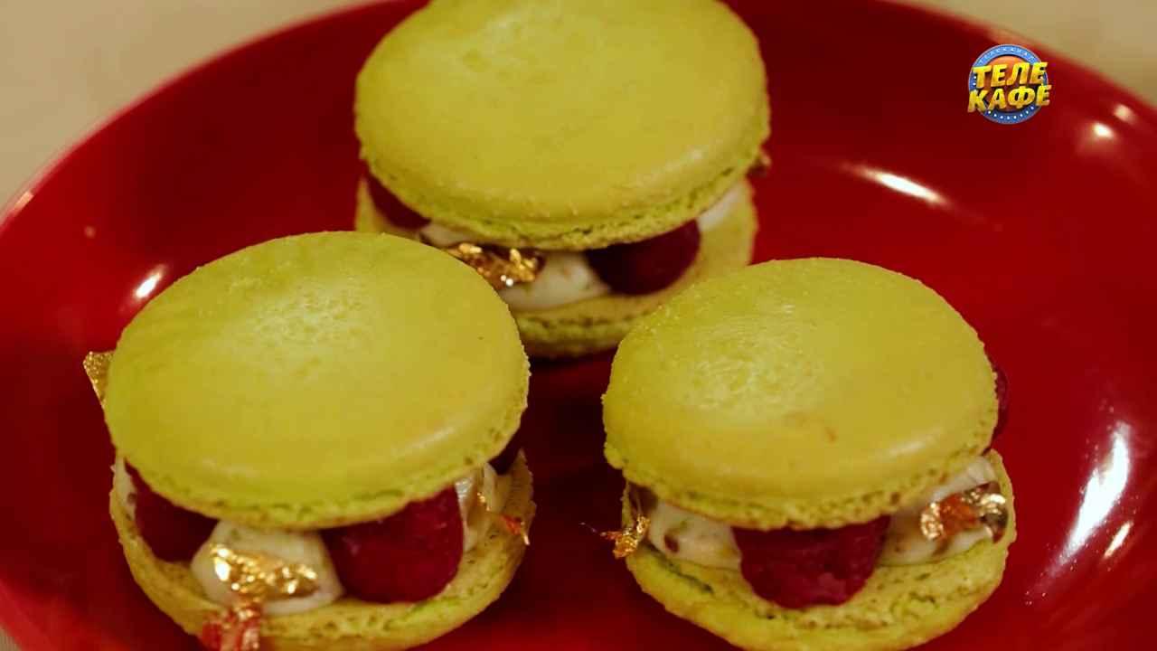 Французское пирожное «Макарон»