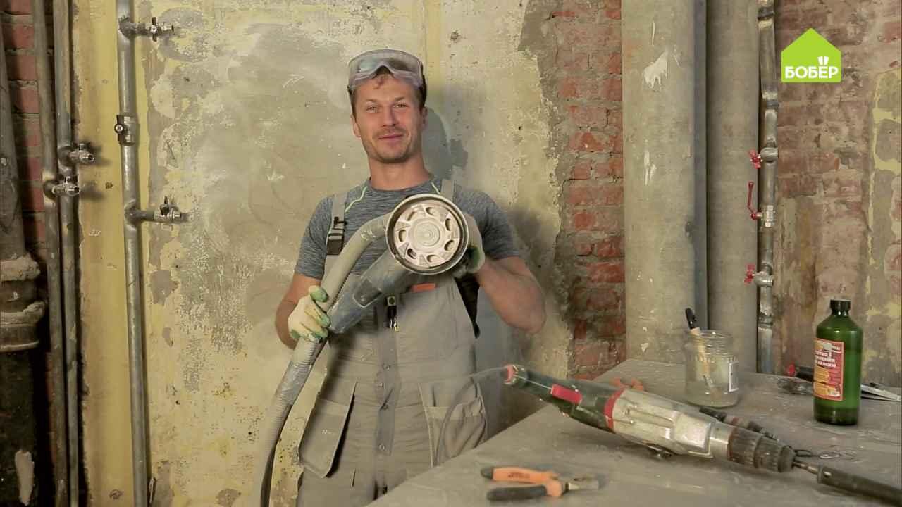 Как удалить масляную краску со стены