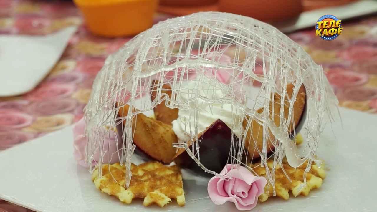Десерт «Эдем»