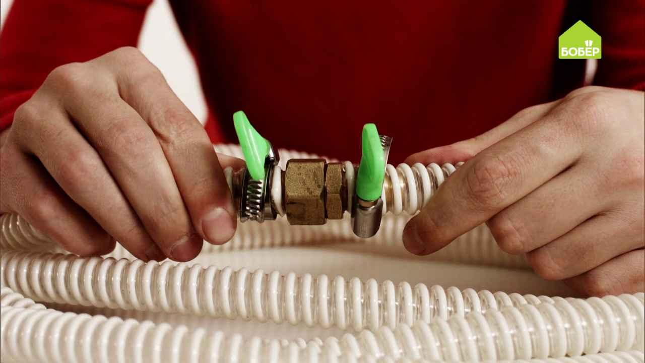 Лайфхаки: ремонтируем садовый шланг