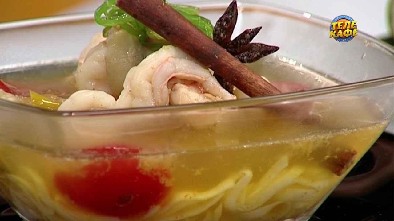 Суп по-индонезийски