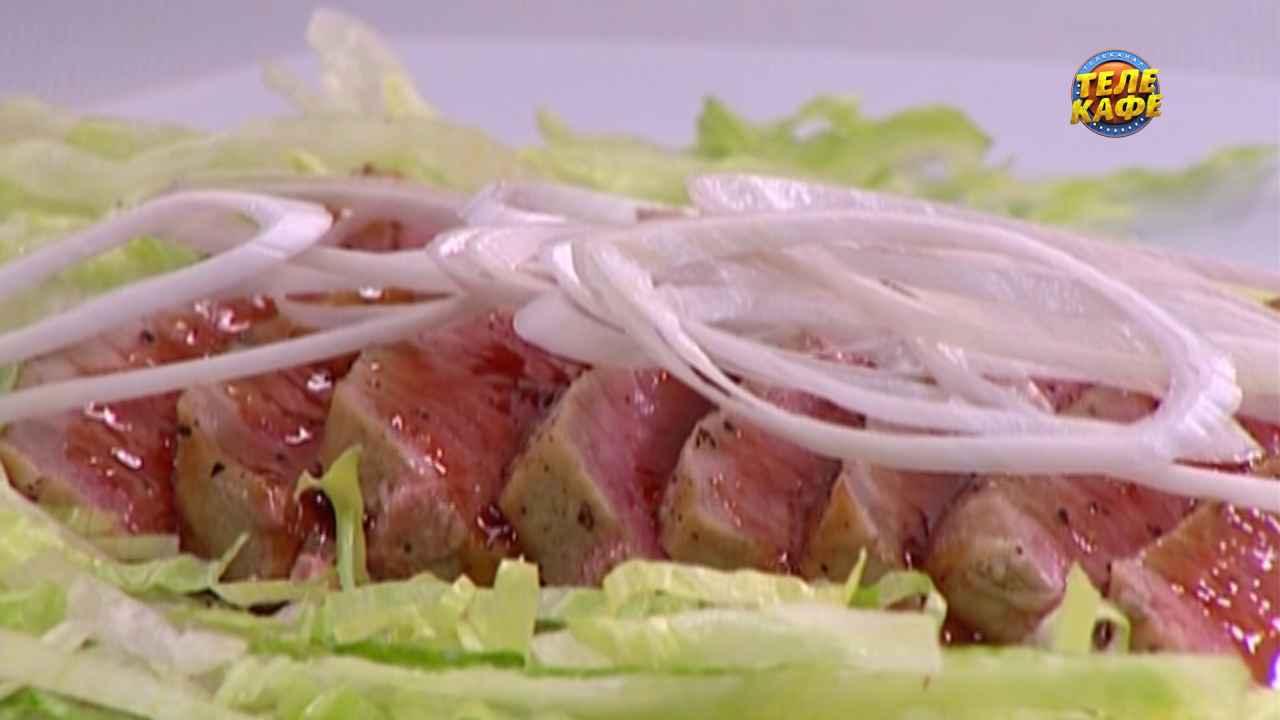 Магуро терияки — жареный тунец в соусе терияки