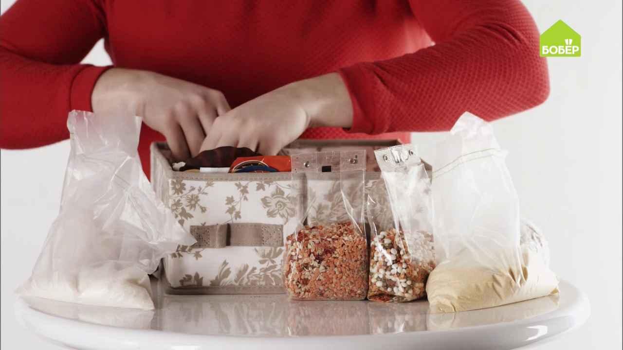 Лайфхаки: храним продукты на кухне