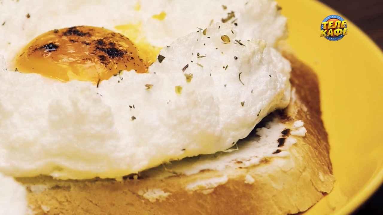Аристократический завтрак — яйца «Орсини»