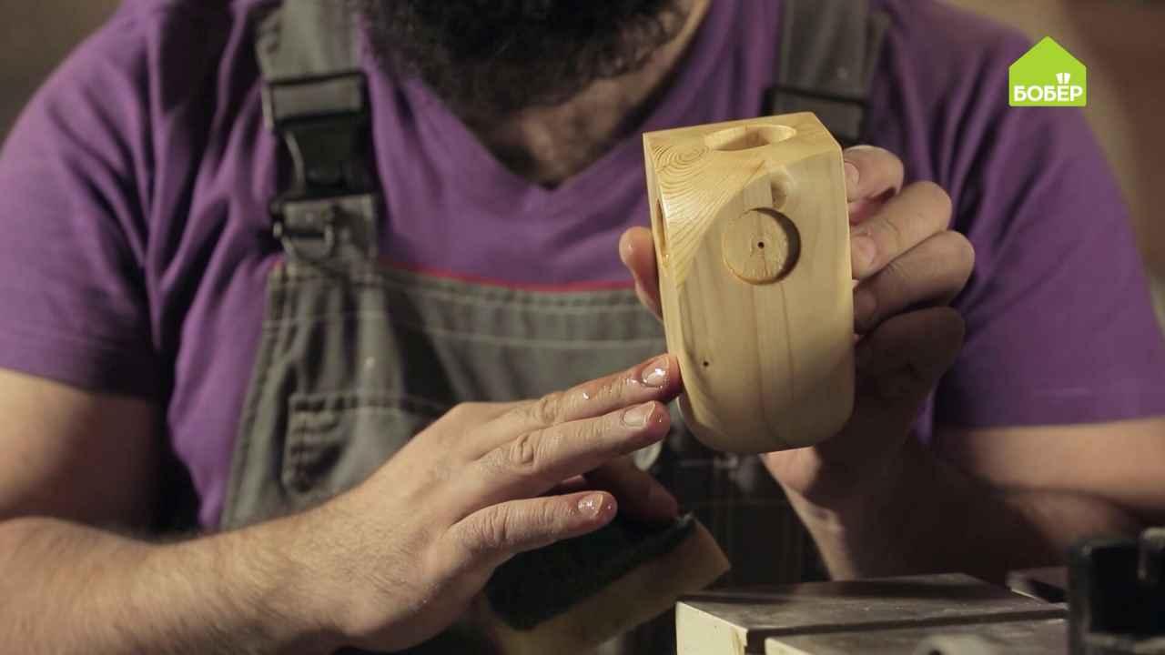 Подставка для деревянных шпажек