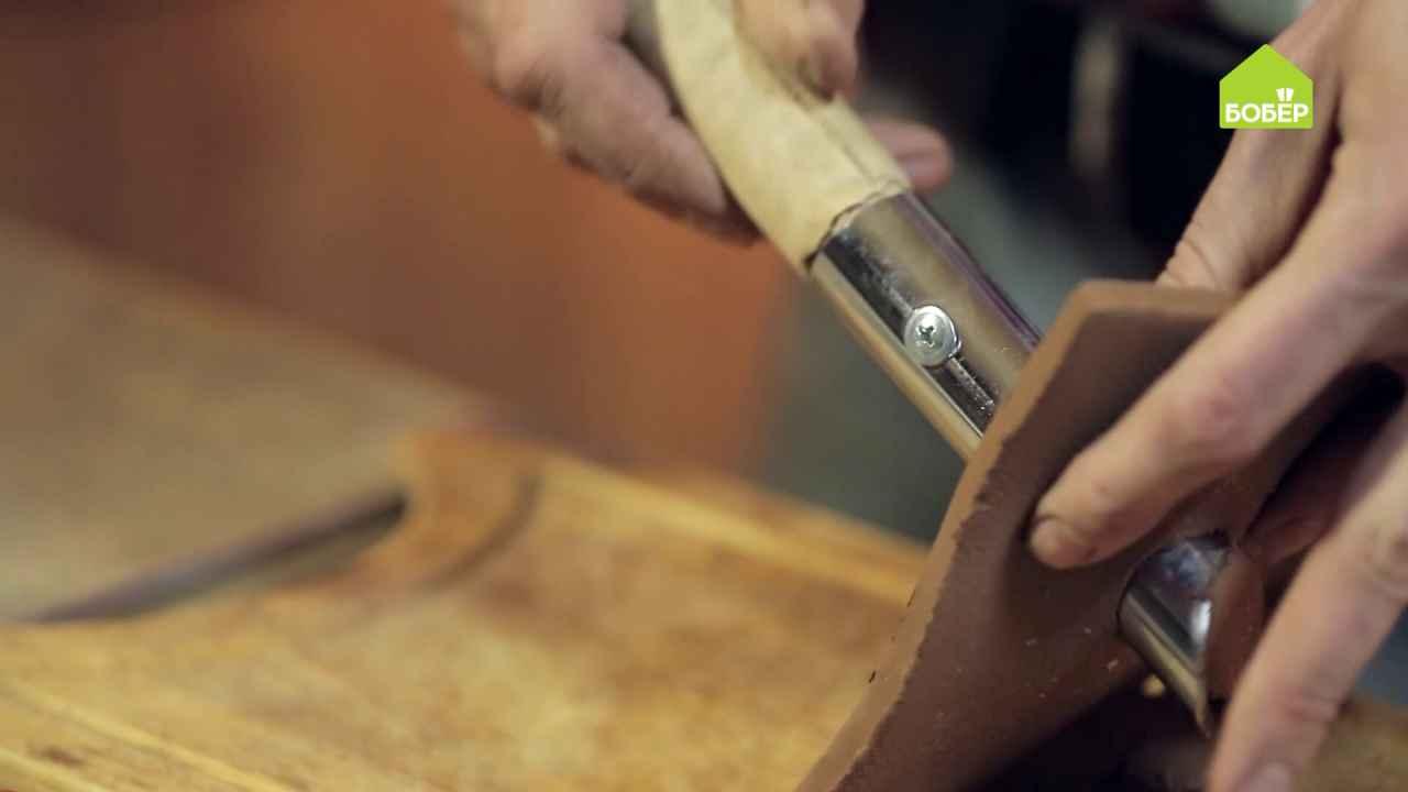 Дыркорез для глины своими руками