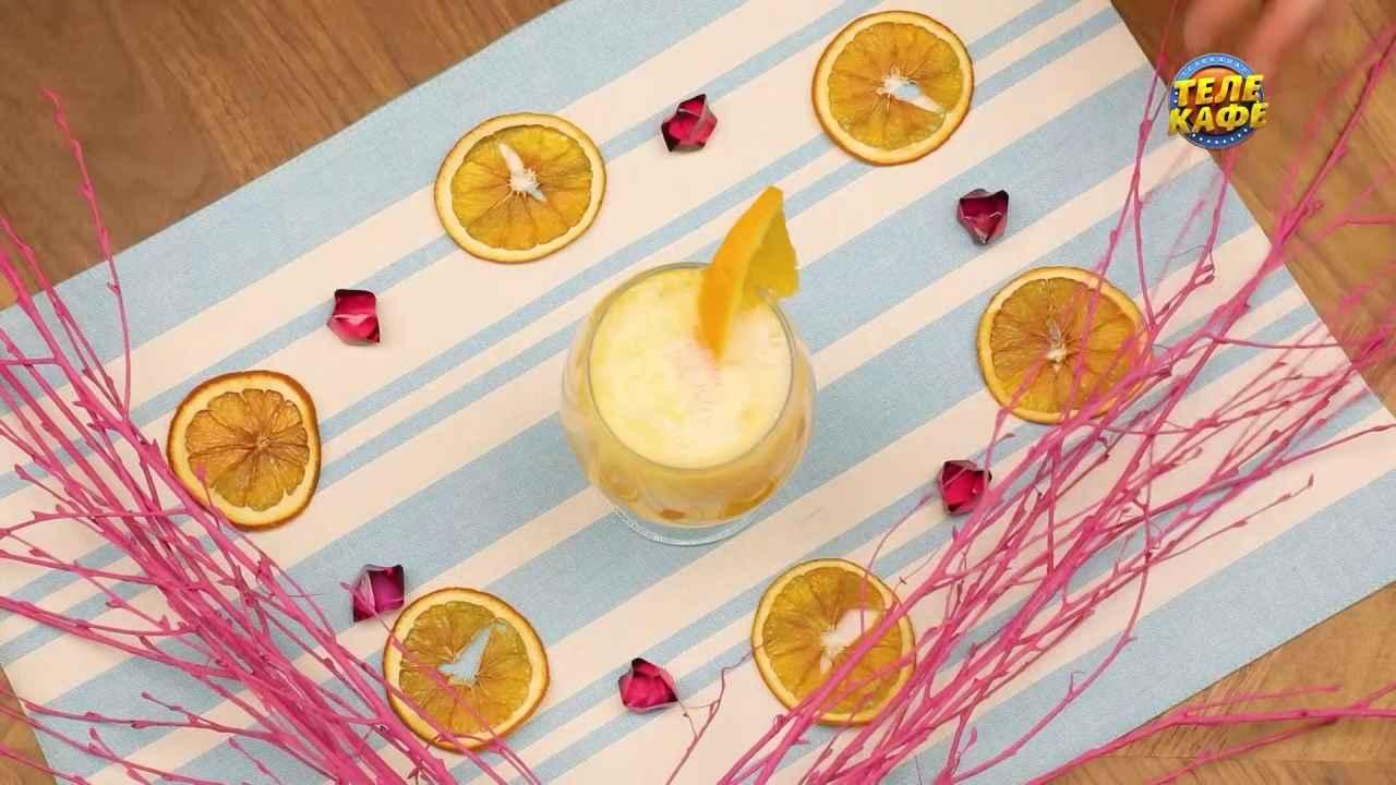 Апельсиново-лимонный физ