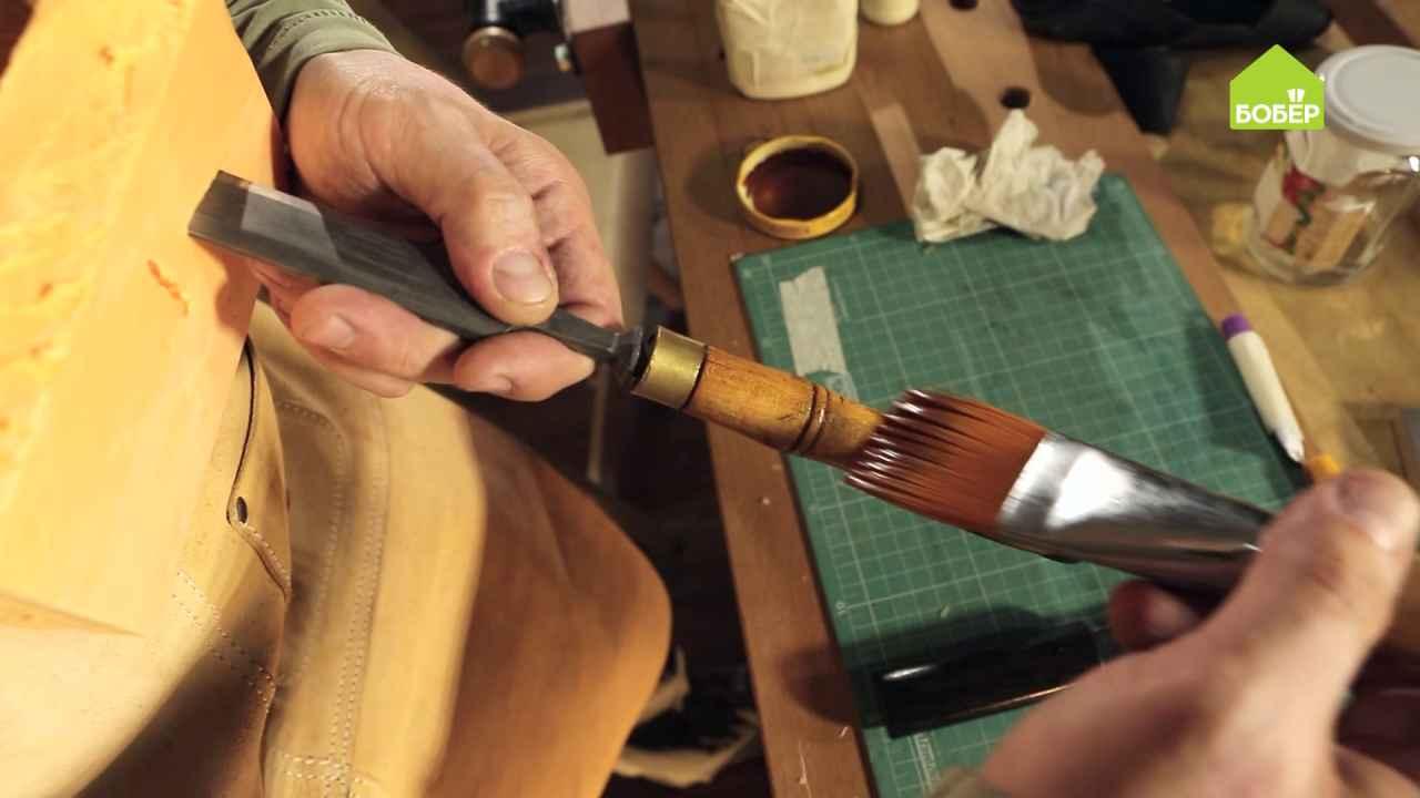 Реставрируем деревянную рукоять стамески