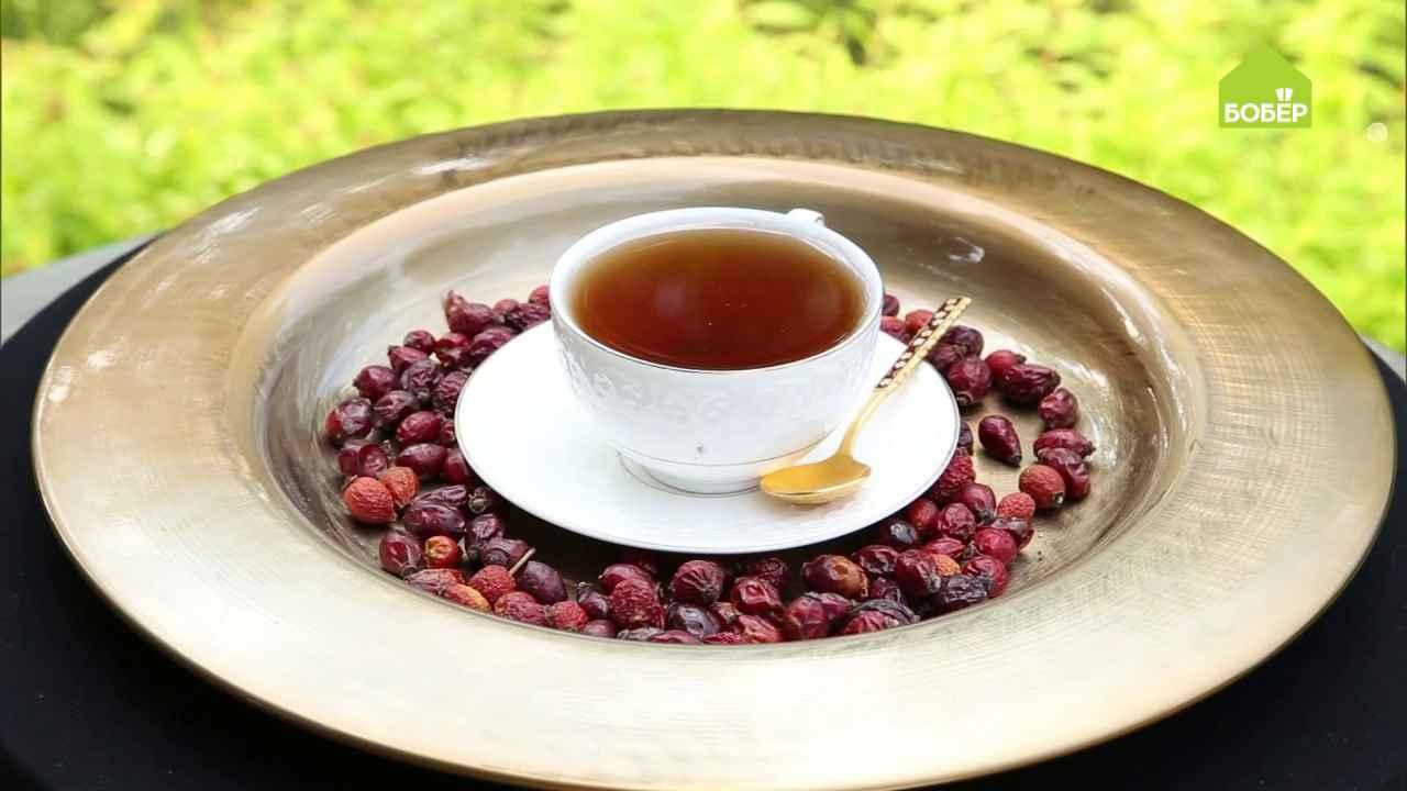 Кофе из семян шиповника