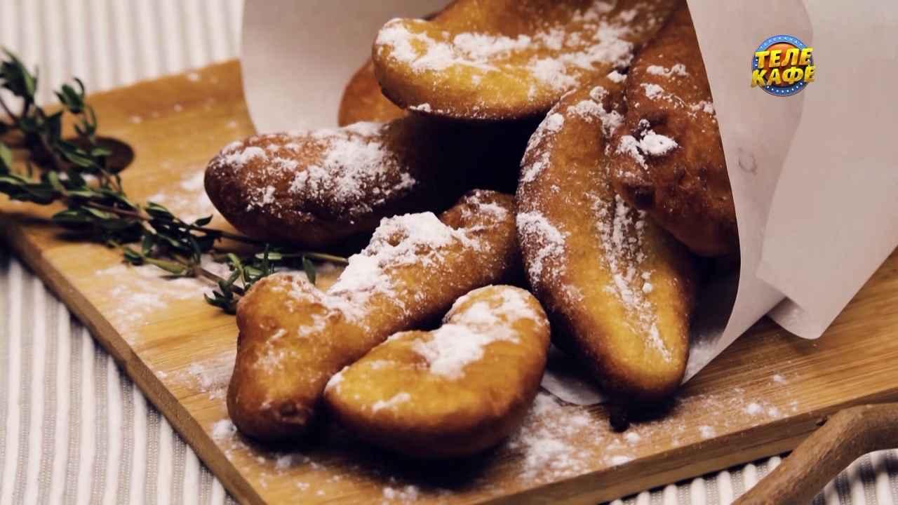 Чуррос — испанские пончики