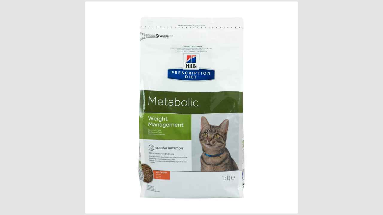 Hill's Prescription Diet Metabolic Feline с курицей