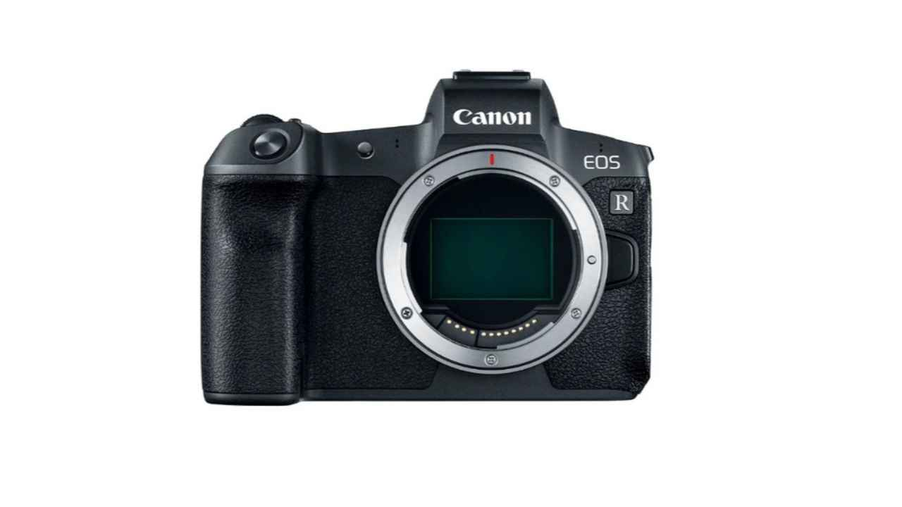 Canon EOS R + RF 24-105mm 1:4 L IS USM