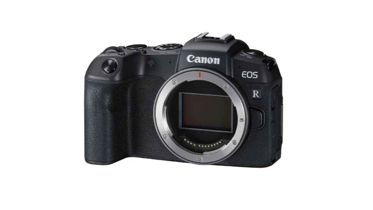 Canon EOS RP + RF 24-105mm 1:4 L IS USM