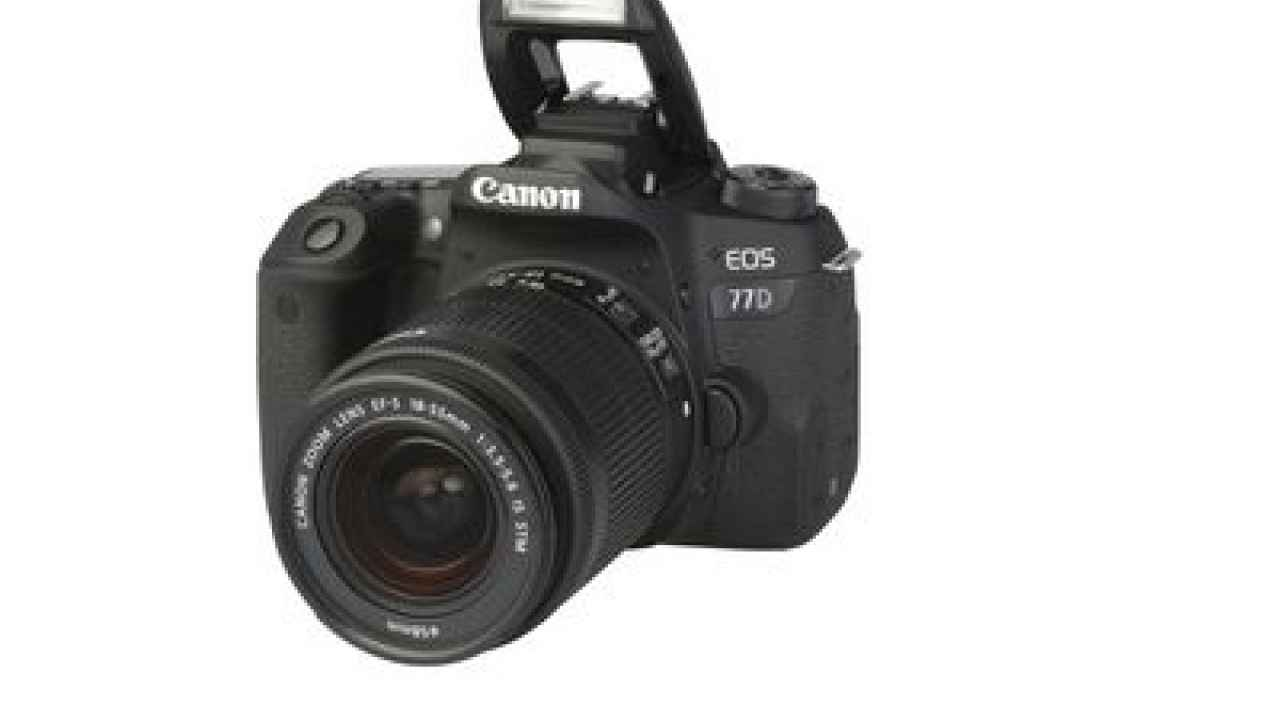 Canon EOS 77D + EF-S 18-55mm 1:3.5-5.6 IS STM