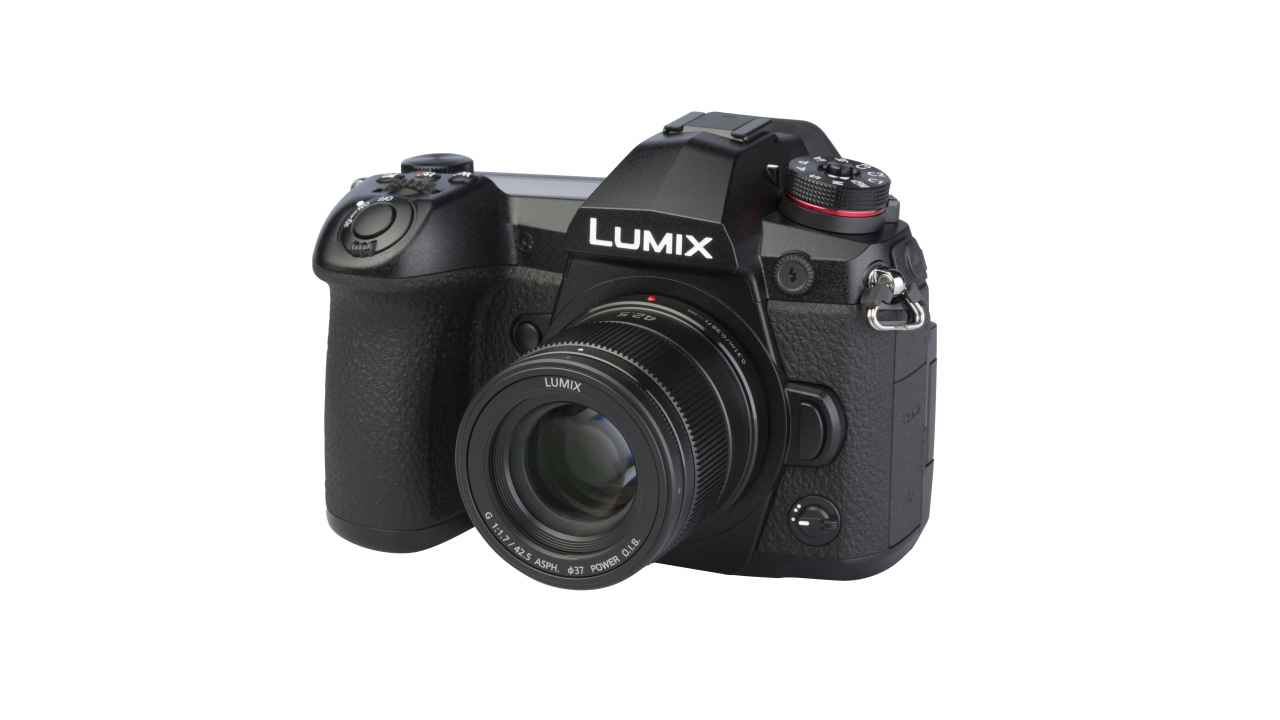 Panasonic LUMIX DC-G9 + LUMIX G 42.5mm 1:1.7 ASPH. POWER O.I.S.