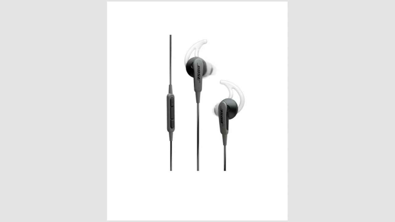 Bose SoundSport In-Ear Headphones for Apple iPhone