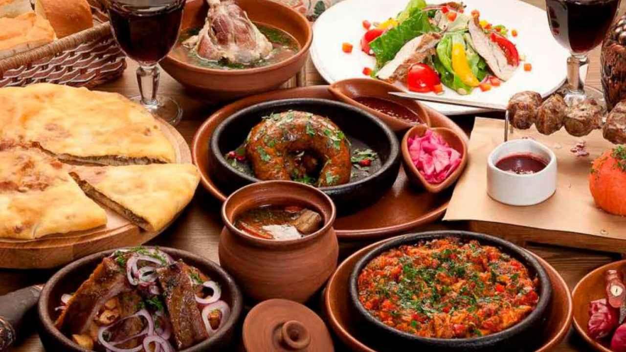 достаточно блюда осетинской кухни с фото этого, ходу