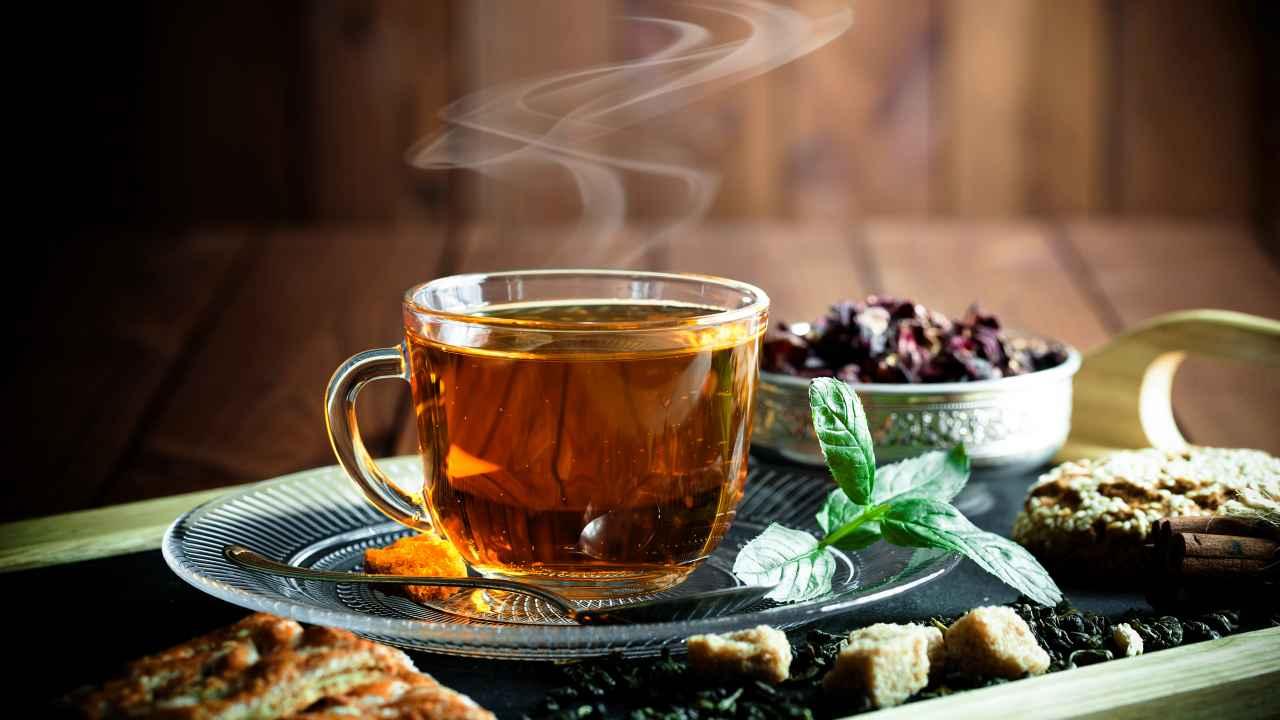 какая польза от черного чая