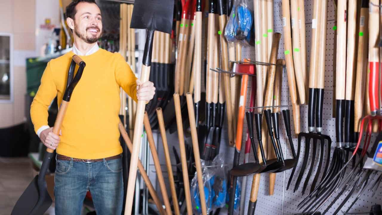 лопата для огорода какая лучше
